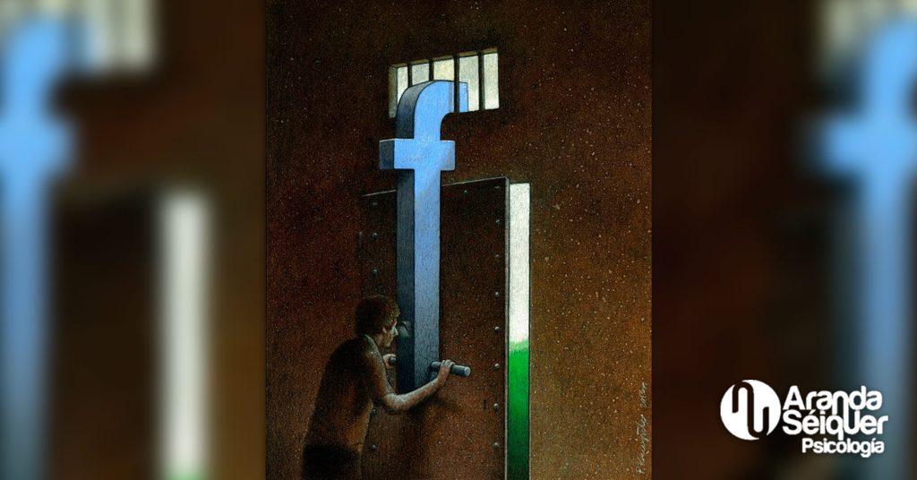 Indicadores de adicción a las Redes Sociales