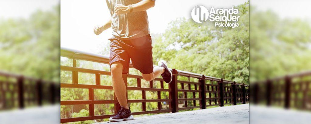 El ejercicio físico ayuda a reducir los niveles de estrés y cortisol