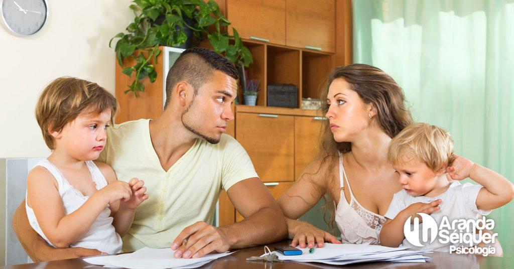 Conflictos de Pareja, Comunicación y Sexualidad